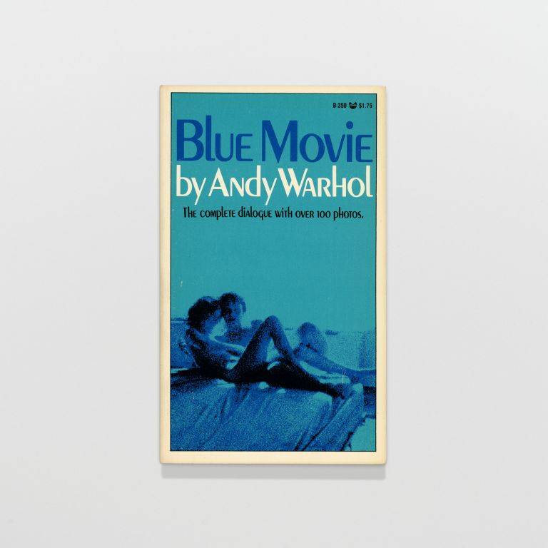 Blue Movie: The complete dialogue with over 100 photos