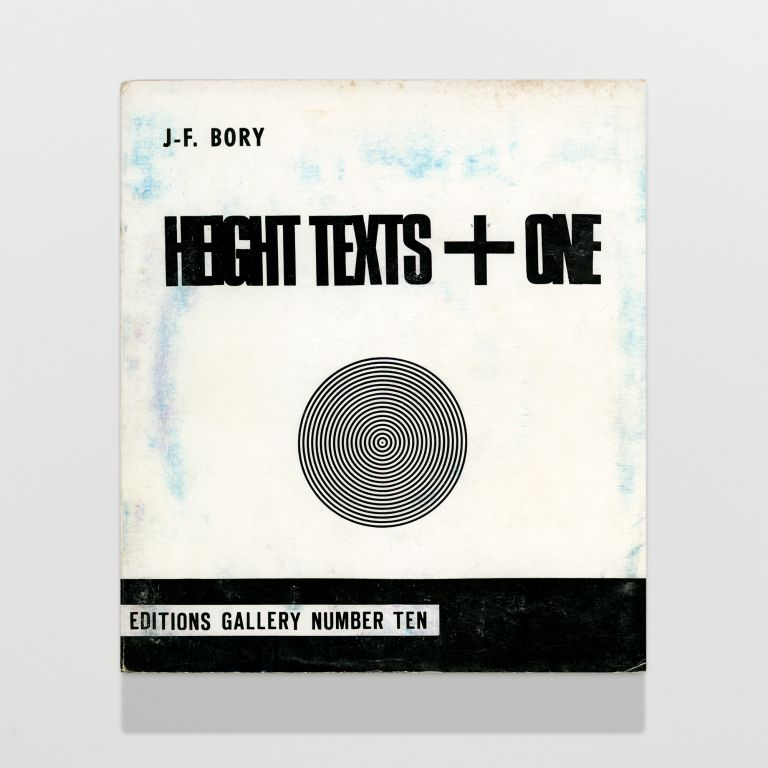 Height Texts + One: 8 Texts + 1