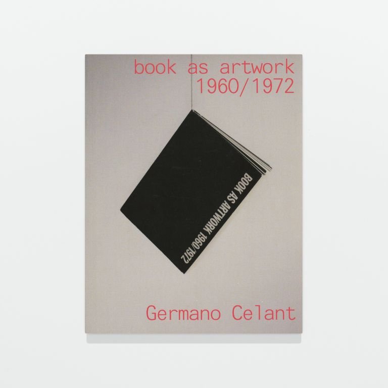Book as Artwork 1960–1972