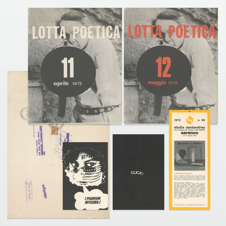 Lotta Poetica Nos. 11 and 12