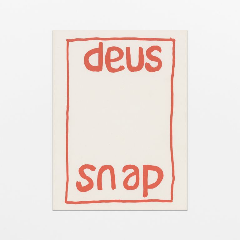 openings card series 2: DEUS / SNAP