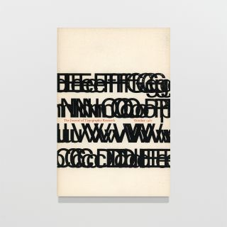 The Journal of Typographic Research volume 1, nos. 1 – 4
