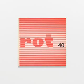 rot 40: poem structures in the looking glass, typografische figurationen