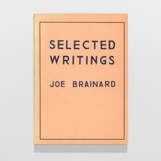 Selected Writings: 1962 – 1971