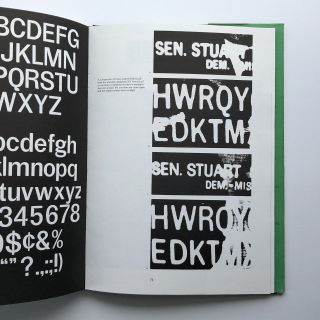 the visible word: problems of legibility