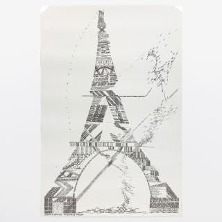 Untitled (Eiffel Tower)