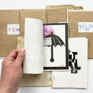 Six issues of Total Contemporary Art Review
